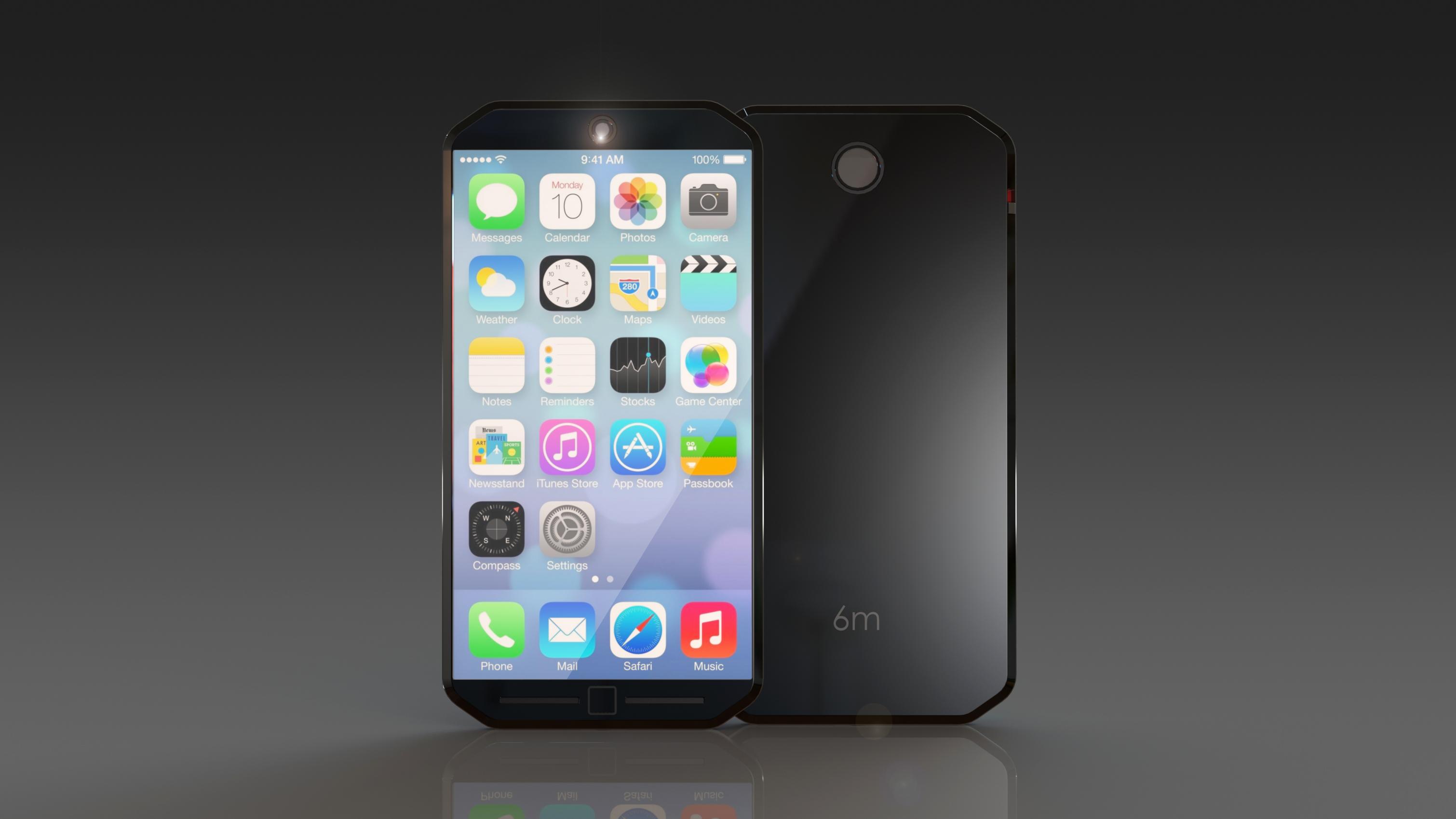 Caractéristiques iPhone 7