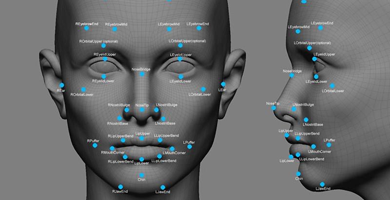 Reconnaissance faciale iPhone 7